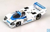 Model cars - Spark - Mazda 757, No.202 Le Mans 7th 1987 Dieudonne - Kennedy - Galvin