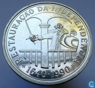 "Portugal 100 escudos 1990 ""350th Anniversary - Restoration of Portuguese Independence"""