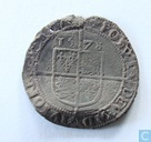 Angleterre 6 pence 1578