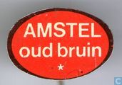 Pins and buttons - Amstel Brouwerij - Amsterdam - Amstel Oud bruin