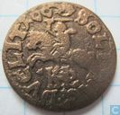 Lithuania 1 solidus 1665