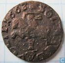 Lithuania 1 solidus 1663 (Oliwa)