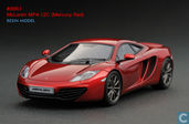 McLaren MP4-12C (Mercury Red)