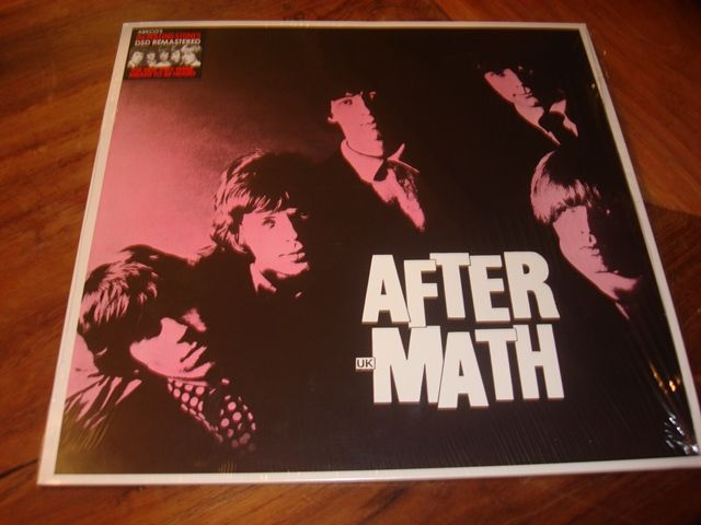 The Rolling Stones Aftermath Dsd Remastered Lp 180 Gr