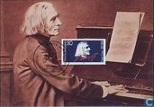 Liszt, Franz 200th year of death