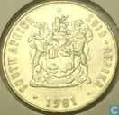 South Africa 50 cents 1981