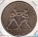 "Samoa 1 tala 1974 ""10th Britsh Commonwearth Games"""