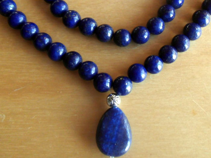 collier homme afghanistan