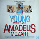 the Young Wolfgang Amadeus Mozart