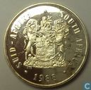 "South Africa 1 rand 1988 ""Huguenots"""