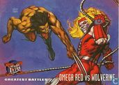 Greatest Battles: Omega Red vs. Wolverine