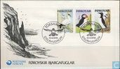 Postage Stamps - Faroe Islands - Sea Birds