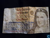 IRELAND 5 POUNDS