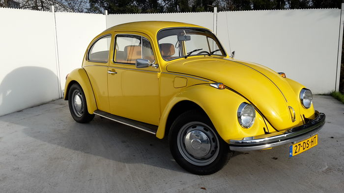 volkswagen beetle sunny bug 1984 catawiki. Black Bedroom Furniture Sets. Home Design Ideas
