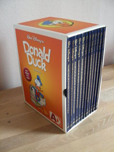 Donald Duck Collectie - 12 publications in box - hc - 1st edition (2009)