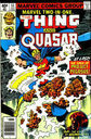 The  Thing and Quasar