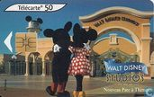 Walt Disney Studios - Mickey + Minnie
