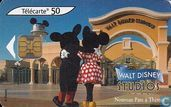 Walt Disney Studios - Mickey and Minnie