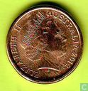 "Australië 2 dollars 2012 (gekleurd) ""Remembrance Day"""