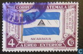 1st exhibition philately Central America