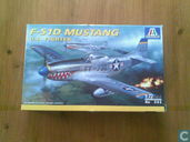 F-51D Mustang U.S. Fighter