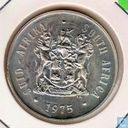 South Africa 1 rand 1975