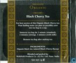 Tea bags and Tea labels - Weikfield - Black Cherry Tea