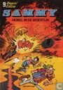 Comic Books - Sammy [Berck] - Heibel in de woestijn