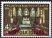 100 years Melanesian mission