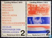 Kingdom of the Netherlands 200 year 2013