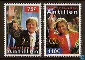 Marriage Prince Willem-Alexander and Máxima