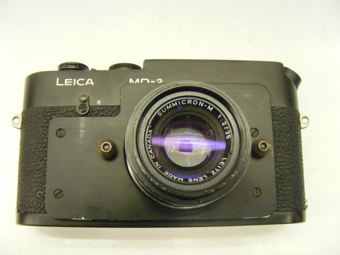 POST LEICA MD 2 Black