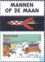 Tintin comic-Stamps