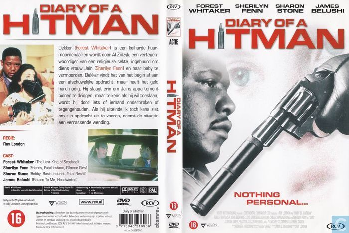 the hitman 1991 dvd