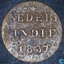 Dutch East Indies 1 cents 1837 (J diverend 37)