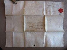 Manuscript; Mortgage of a messuage and premises being No. 1 Hafer Road, Battersea, in the county of Surrey - 1888