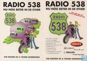 "A000636 - Radio 538 ""Nu Nóg Beter In De Ether"""