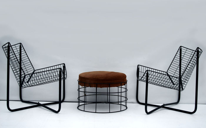 by niels gammelgaard for ikea vintage jarpen armchair. Black Bedroom Furniture Sets. Home Design Ideas