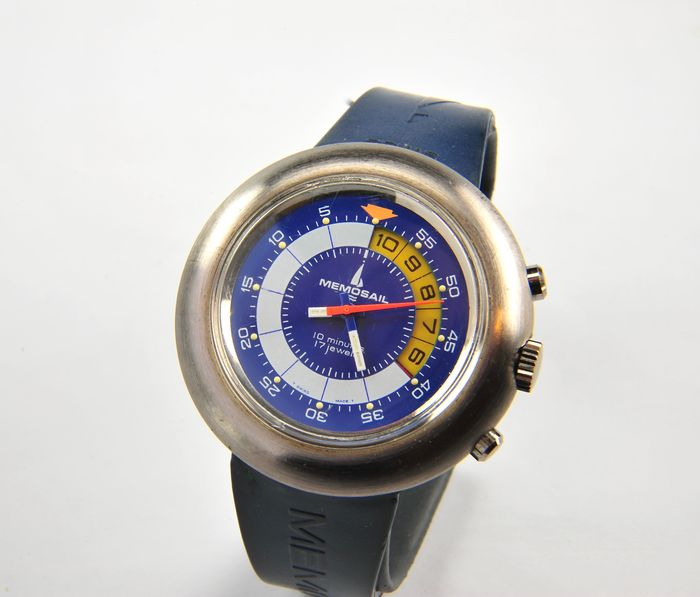 Memosail Regatta Chrono - wristwatch - 1970's