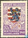 Postage Stamps - Belgium [BEL] - City Coats of Arms