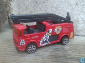 "Snorkel Fire Engine ""K-9 Patrol"""