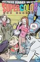 Oni Press summer vacation supercolor fun special