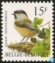 Postage Stamps - Belgium [BEL] - Willow Tit