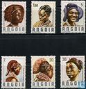 Angolan woman hairstyles