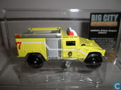 HMMWV Fire Pumper