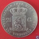 Netherlands 2½ gulden 1840
