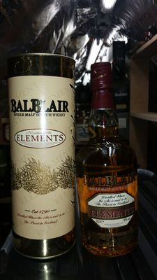 Balblair Elements - old bottling