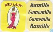 Tea bags and Tea labels - Red Lady® - Kamille