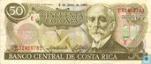 Costa Rica 50 colones (2 juin)
