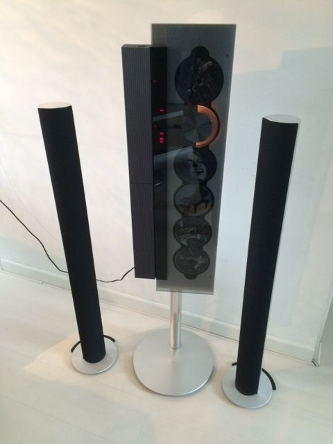 beosound 9000 bang en olufsen with 2 beolab 6000 speakers and beo 4 catawiki. Black Bedroom Furniture Sets. Home Design Ideas